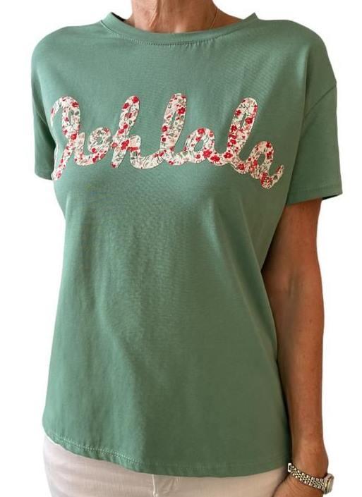 Shirt OHLALA green