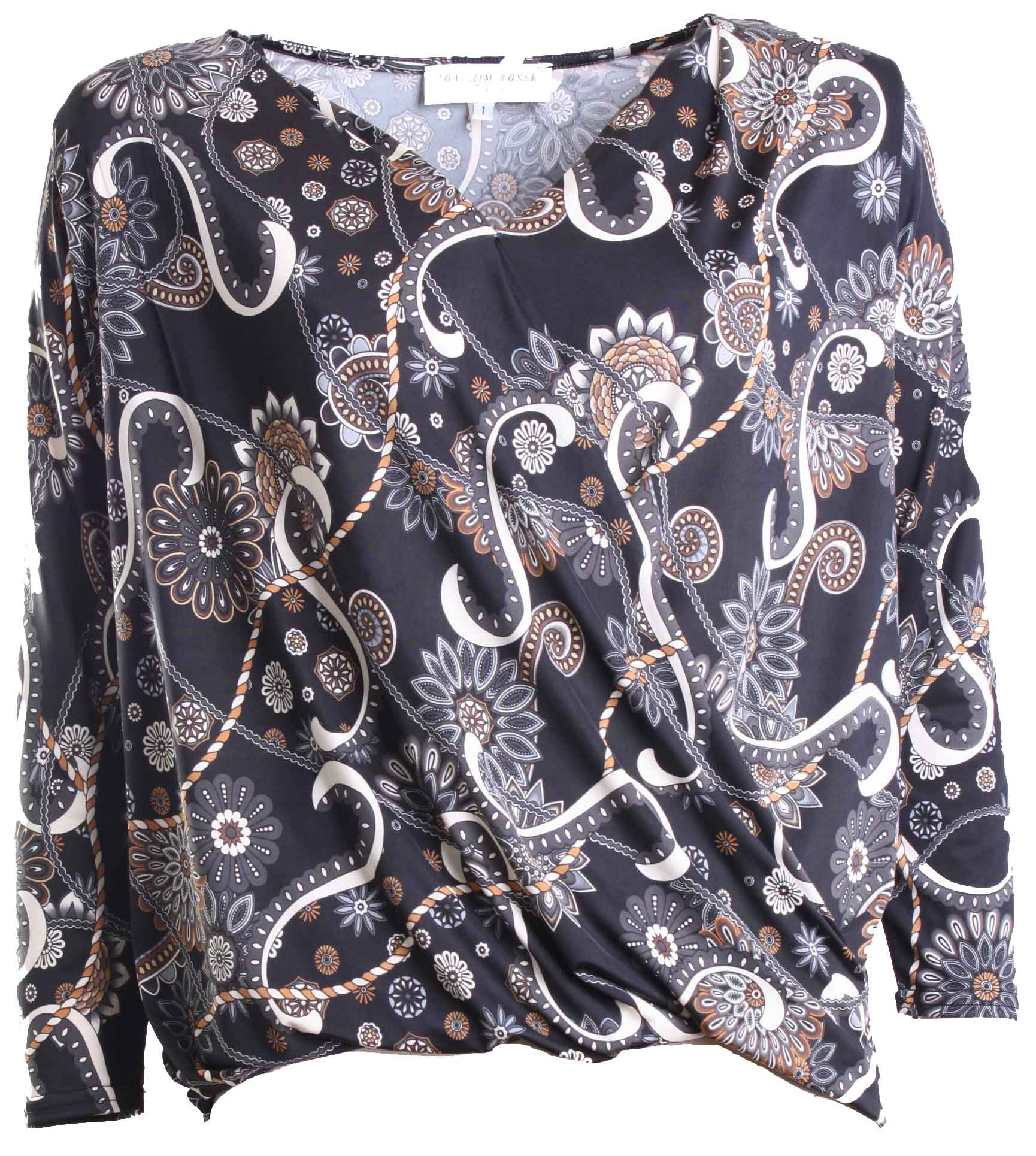 Shirt POP Black1
