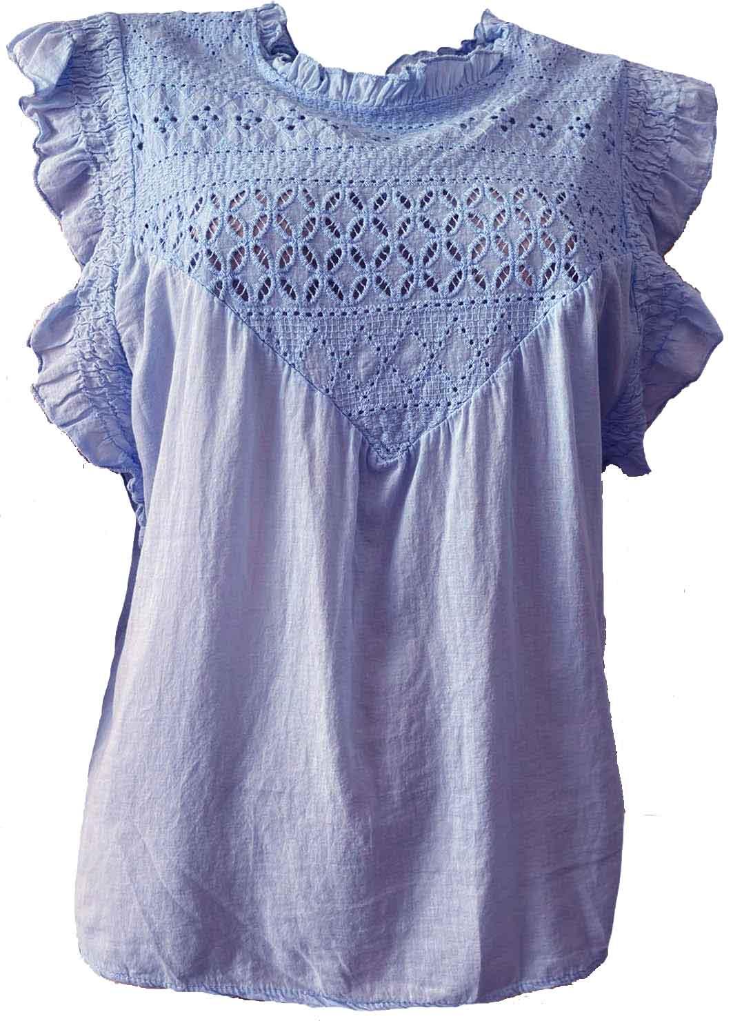 Shirt SABRINE blue