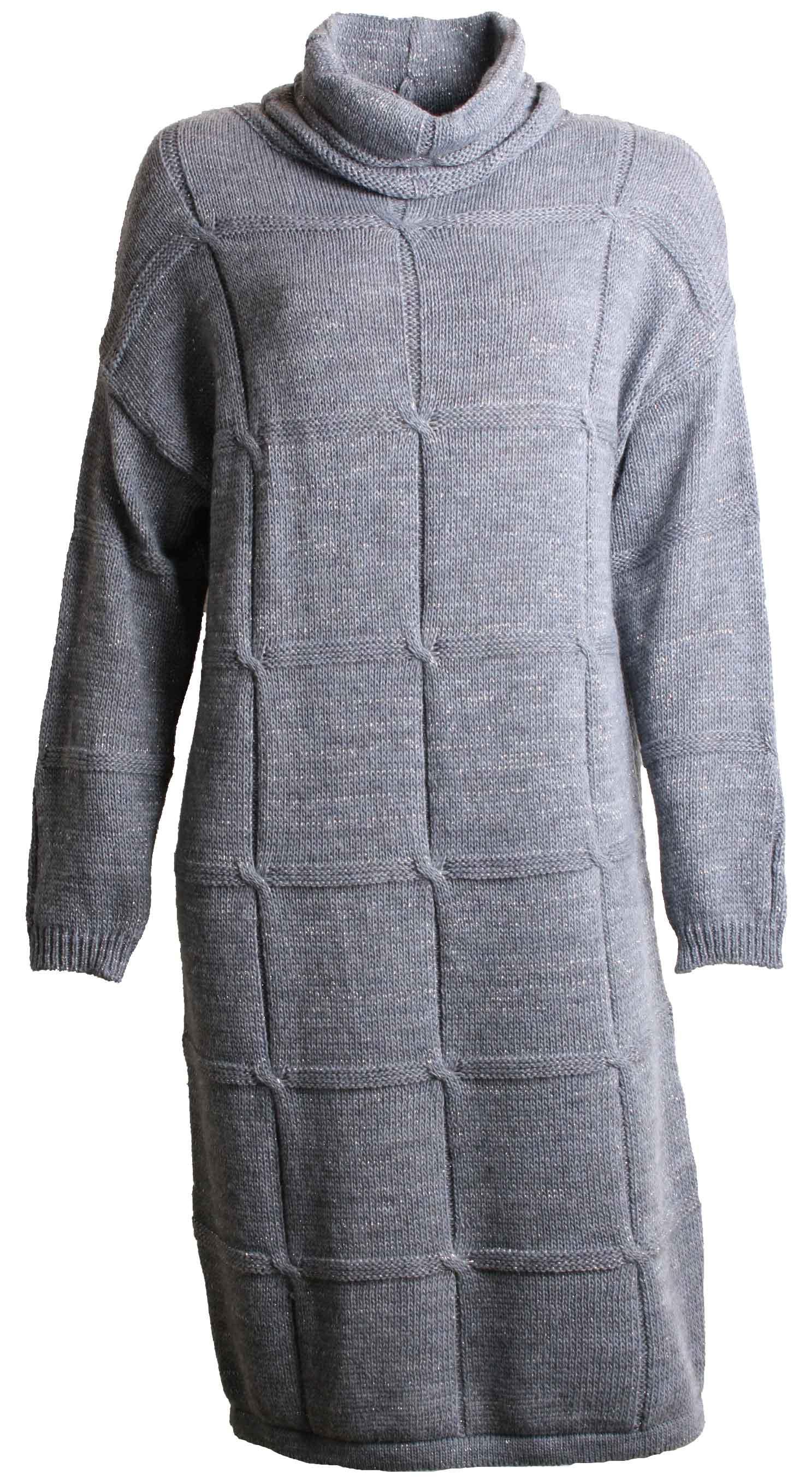 Kleid LAURA grey